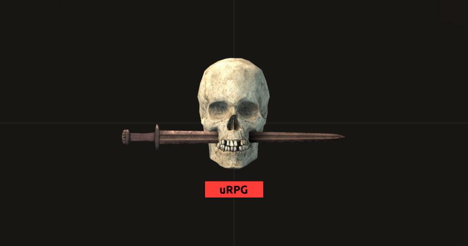 Unity Asset uRPG free download