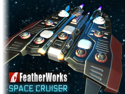 Unity Asset Space Cruiser MX-III free download