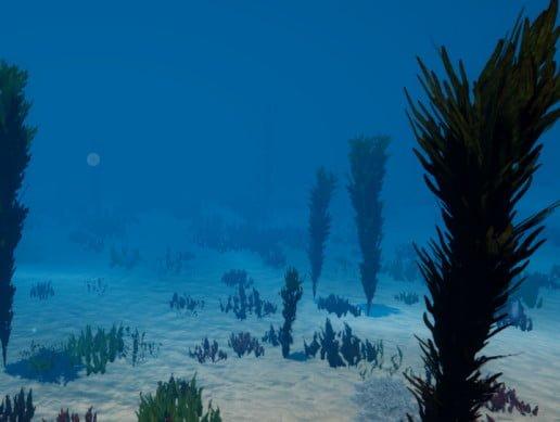 Unity Asset Sleepless Underwater Effects free download