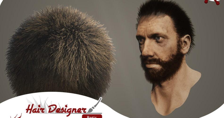 Unity Asset Hair Designer free download