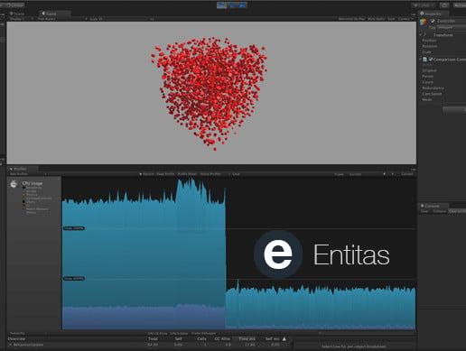Unity Asset Entitas free download