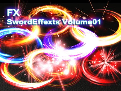 Unity Asset FX Sword Effect Volume 01 free download