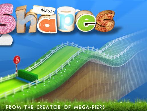 Unity Asset Mega Shapes free download