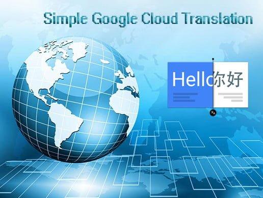 Unity Asset Simple Google Cloud Translation free download