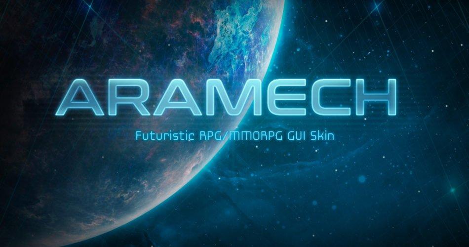 Unity Asset Aramech free download