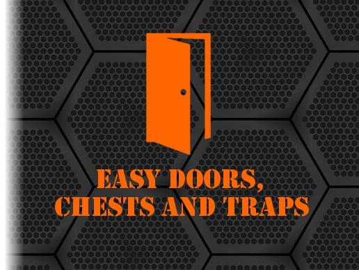 Unity Asset Easy doors