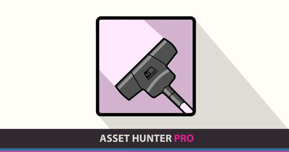 Unity Asset Asset Hunter PRO free download