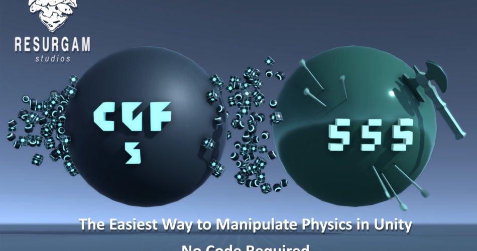 Unity Asset Circular Gravity Force 5 + SSS Bundle free download