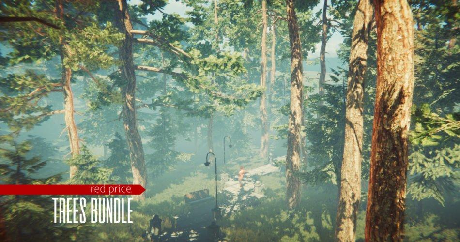 Unity Asset Trees Bundle free download