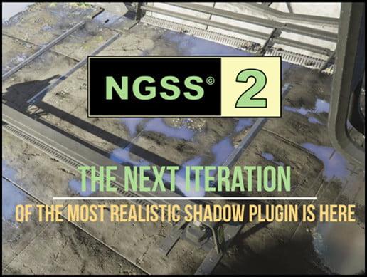 Unity Asset Next-Gen Soft-Shadows free download