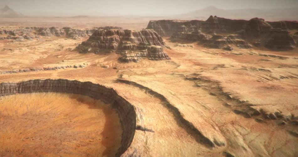 Unity Asset Mars Environment free download
