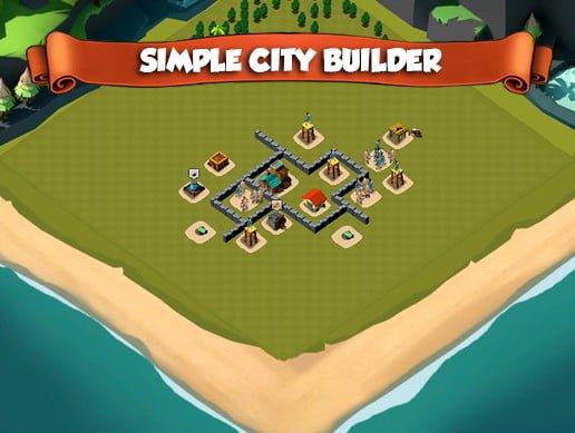 Unity Asset Simple City Builder free download