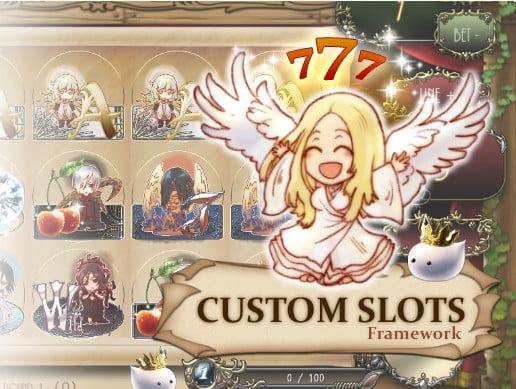 Unity Asset Custom Slots framework free download