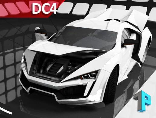Unity Asset Destructible Cars 4 - Sport 1 free download