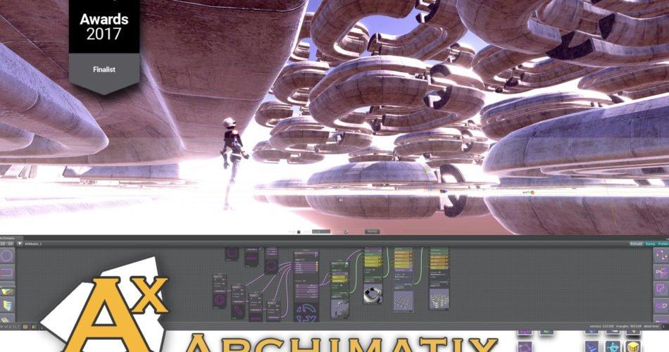 Unity Asset Archimatix Pro free download