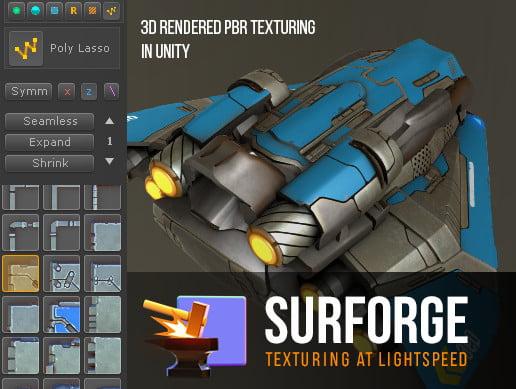 Unity Asset Surforge free download