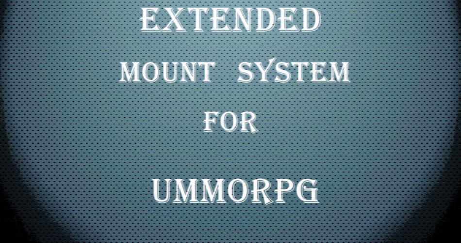 Unity Asset Mounts free download