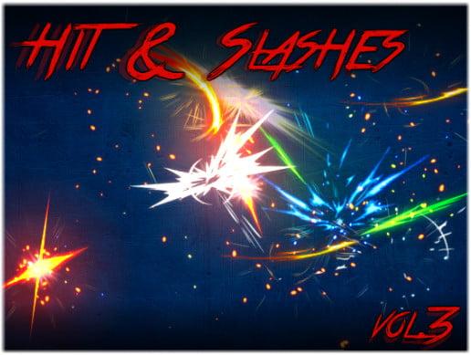 Unity Asset Hit & Slashes Vol.3 free download