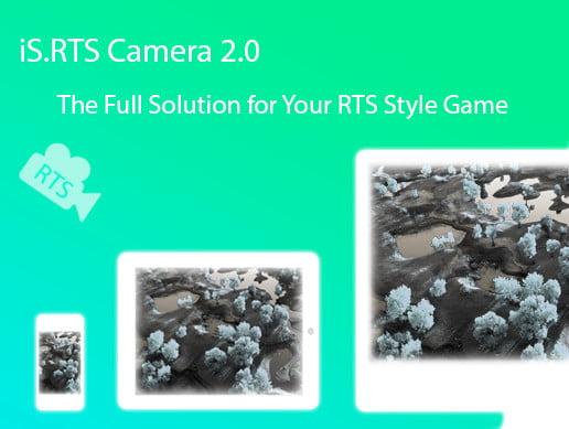 Unity Asset iSRTS Camera free download