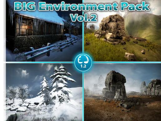 Unity Asset BIG Environment Pack Vol 2 free download