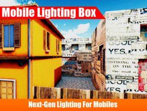 Unity Asset Mobile Lighting Box (NextGen Mobile Lighting) free download