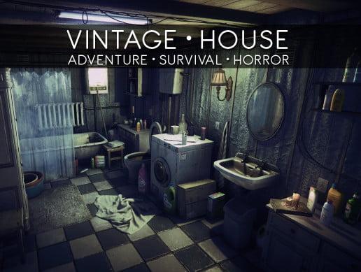 Unity Asset Vintage House free download