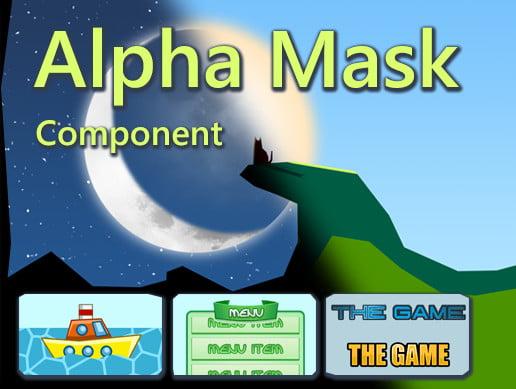 Unity Asset Alpha Mask UI Sprites Quads free download