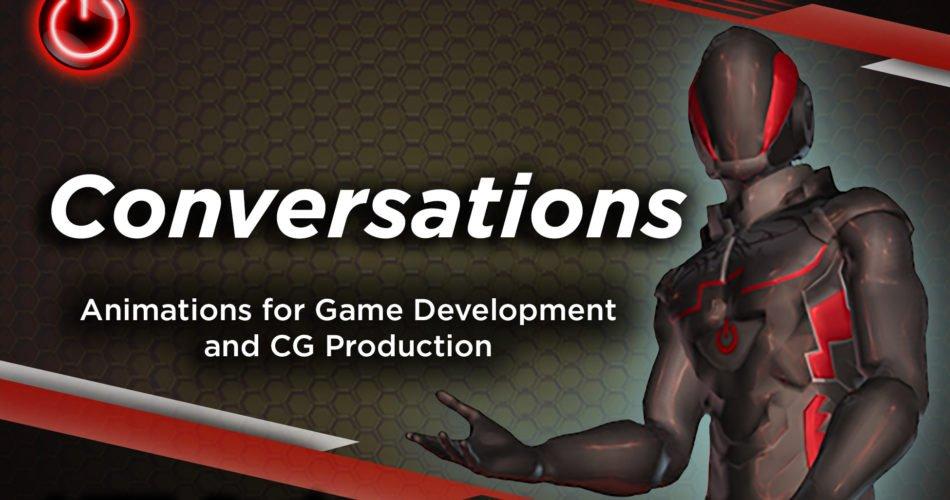 Unity Asset Conversations - Mocap Animation Pack free download