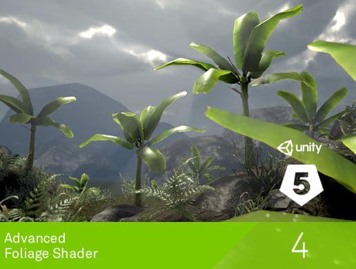 Unity Asset Advanced Foliage Shader free download