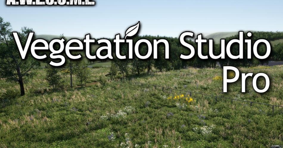Unity Asset Vegetation Studio Pro free download
