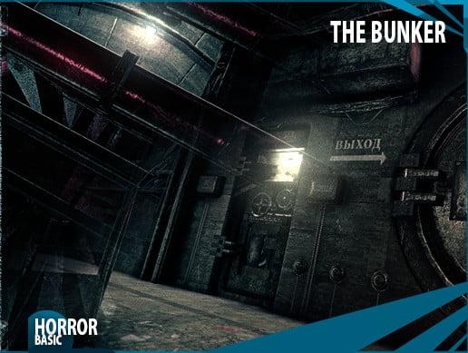 Unity Asset HE - The Bunker MegaPack free download