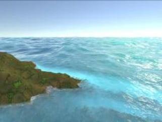 Unity Asset Best Ocean free download