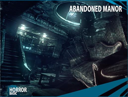 Unity Asset HE - Abandoned Manor MegaPack free download