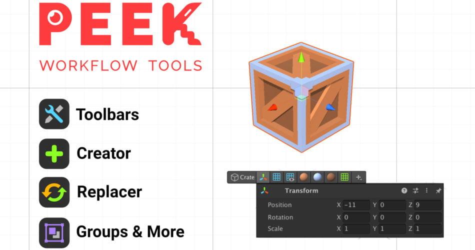 Unity Asset Peek free download