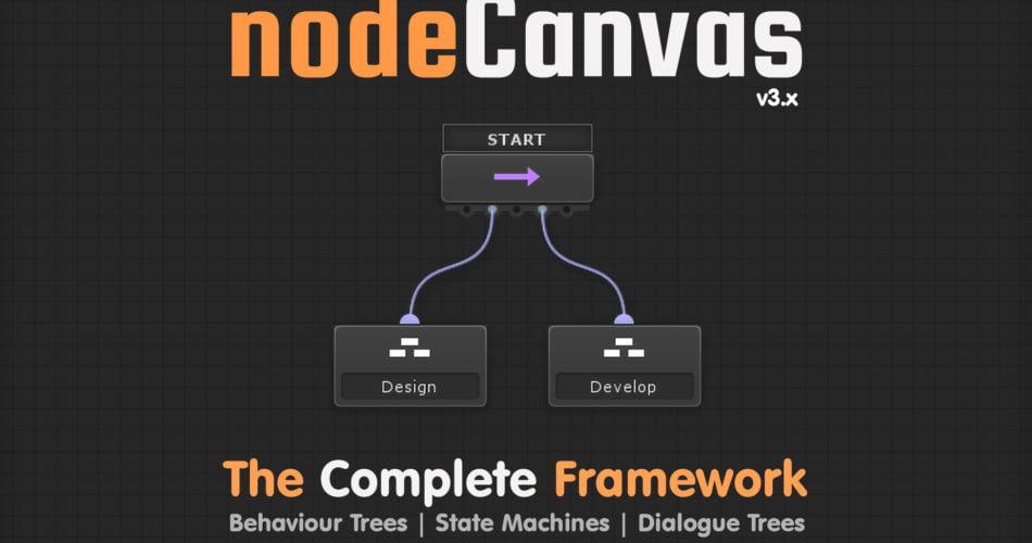 Unity Asset NodeCanvas free download
