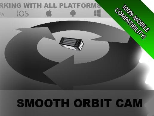 Unity Asset Smooth Orbit Cam free download