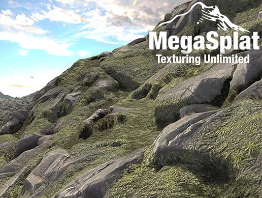 Unity Asset MegaSplat free download