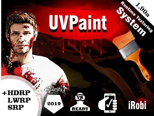 Unity Asset UVPaint free download