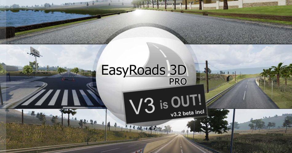 Unity Asset EasyRoads3D Pro v3 free download