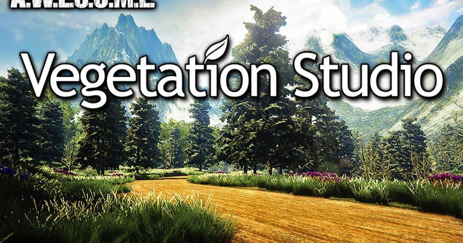 Unity Asset Vegetation Studio free download