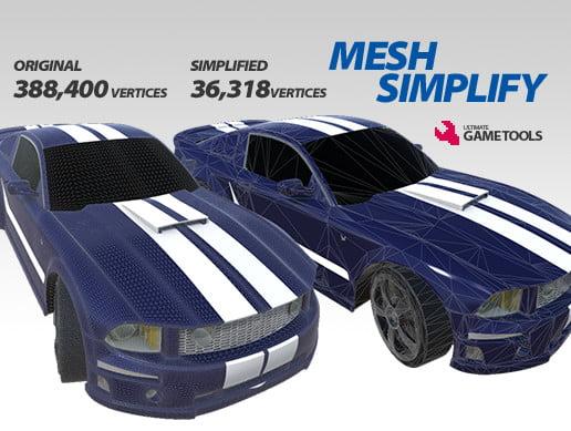 Mesh Simplify