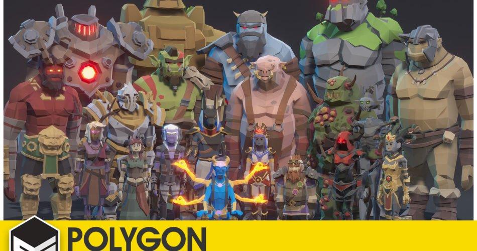 POLYGON - Fantasy Rivals