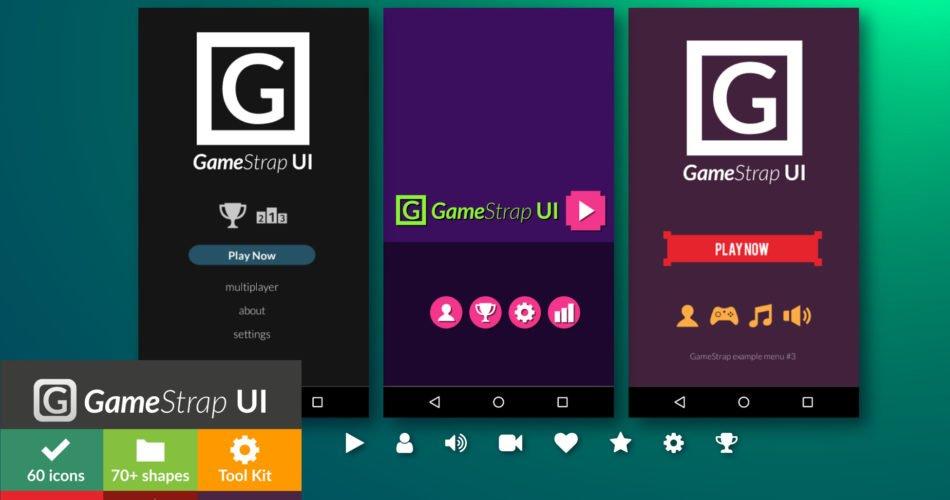 UI - Gamestrap