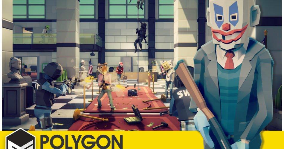 POLYGON - Heist Pack