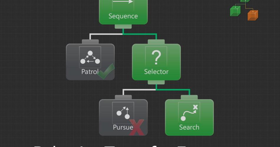 Behavior Designer - Behavior Trees for Everyone