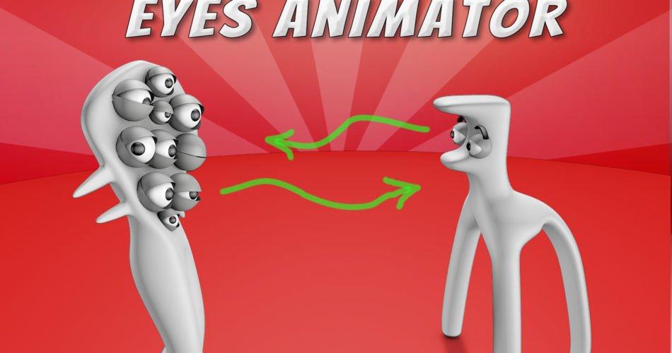 Unity Asset Eyes Animator free download