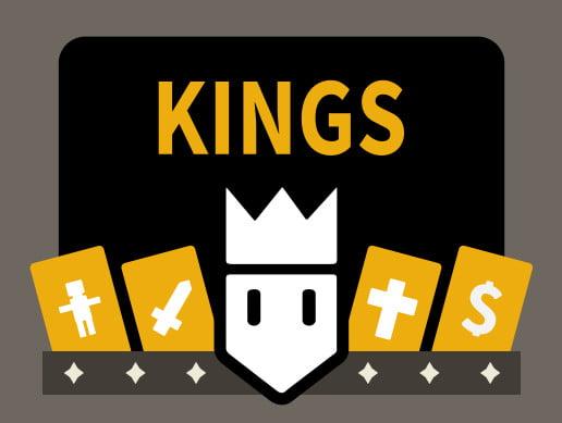 Kings - Card Swiping Decision Game Asset