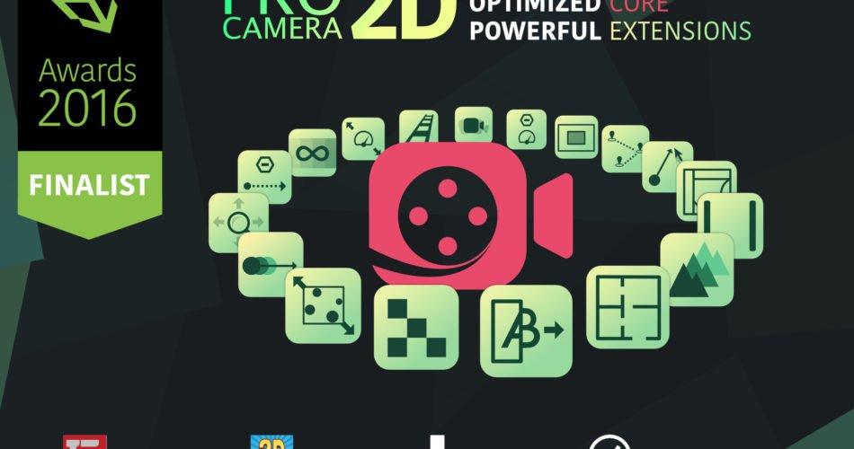 Pro Camera 2D - The definitive 2D & 2.5D Unity camera plugin