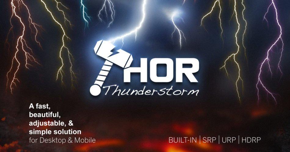 THOR Thunderstorm