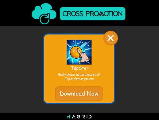 CrossProm - Cross Promotion Tool